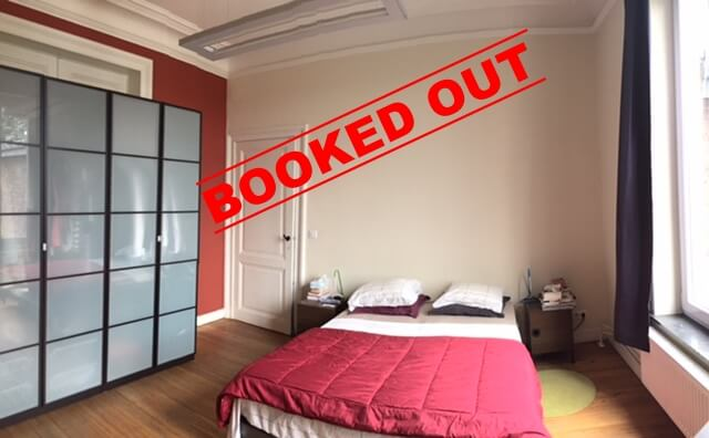 Accommodation : Room for erasmus students in Liège in the residence 1